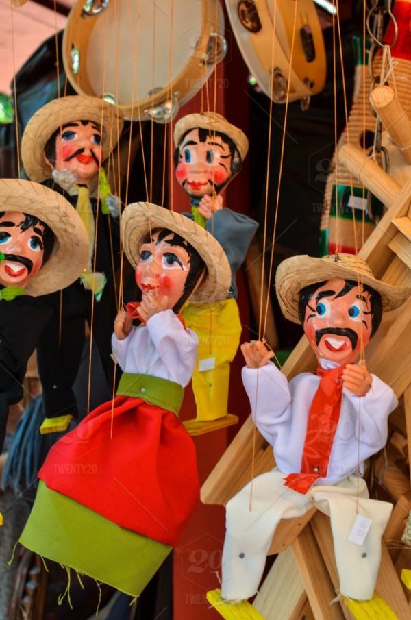 Diet Drink Puppets