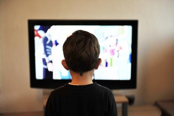 Mass media childhood obesity