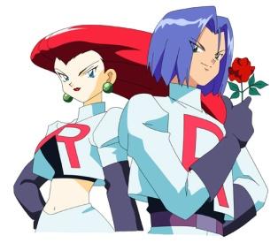 Jesse & James (Pokémon)