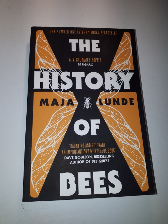 A History Of Bees - Maja Lunde