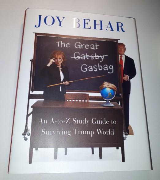 The Great Gasbag - J Behar