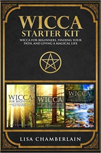 Wicca Starting Kit - Lisa Chamberlain