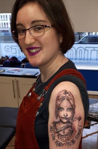 Buffy Tattoo!