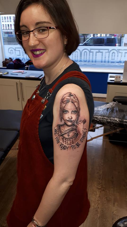 Buffy Tattoo!