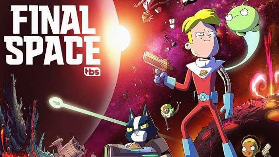 Mooncake - Final Space