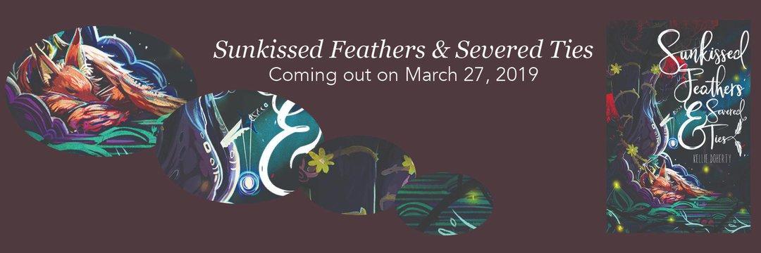 Sunkissed Feathers & Severed Ties