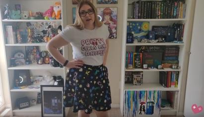 A Geeky Gal