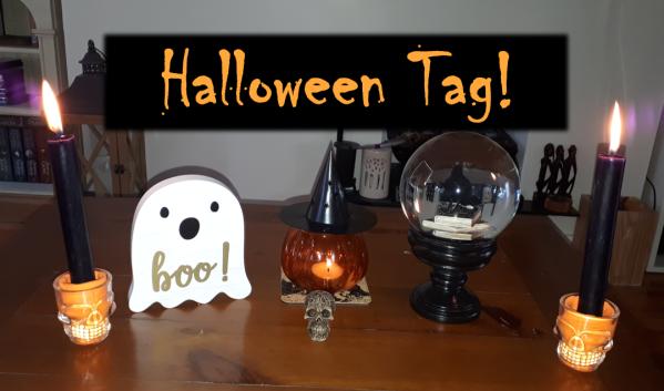 Halloween Tag / Extravaganza