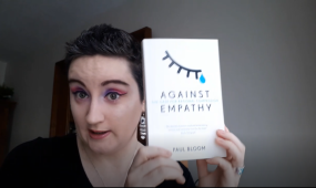 Against Empathy - Books I read in 2019 to challenge myself